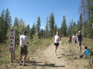 Eric Wiebe winning the 2012 Steve Burgess Memorial - Race #2 in the Wolves XC Series